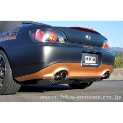 Ligne HKS Hi Power Spec L Honda S2000