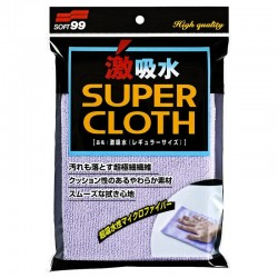 Microfibre super absorbante